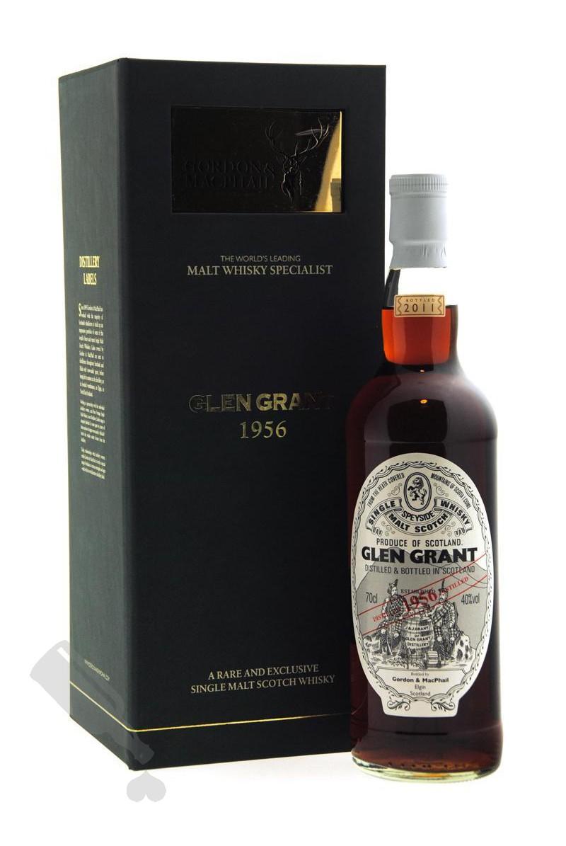 Glen Grant 1956 - 2011