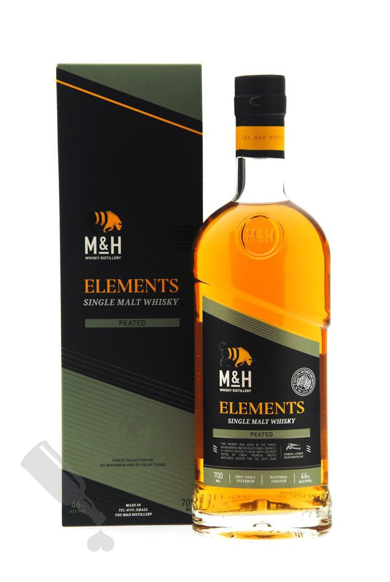 Milk and Honey Elements Peated
