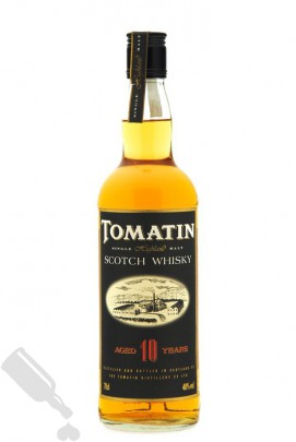Tomatin 10 years - Old Bottling