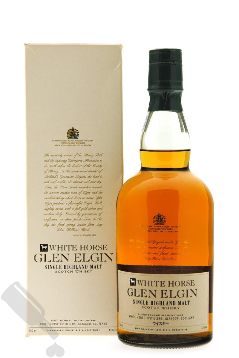 Glen Elgin White Horse - Old Bottling 75cl