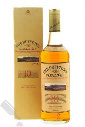 Dufftown-Glenlivet 10 years 75cl - Old Bottling