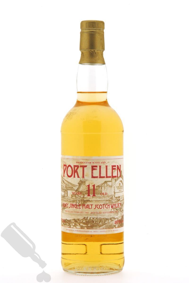 Port Ellen 11 years 1983 - 1994