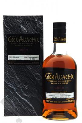 GlenAllachie 29 years 1989 - 2018 #2588 Distillery Exclusive