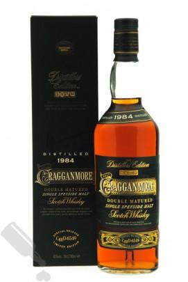 Cragganmore 1984 The Distillers Edition