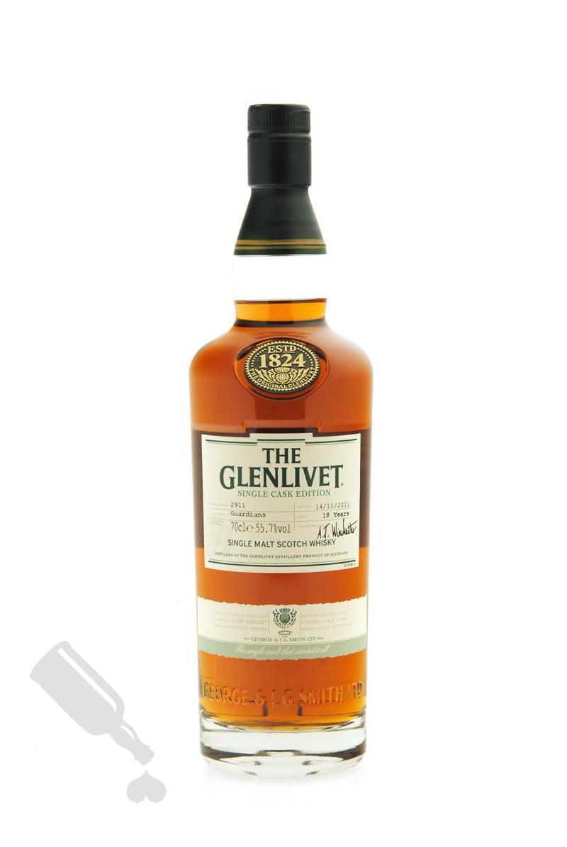 Glenlivet 18 years 2011 #2911 Guardians