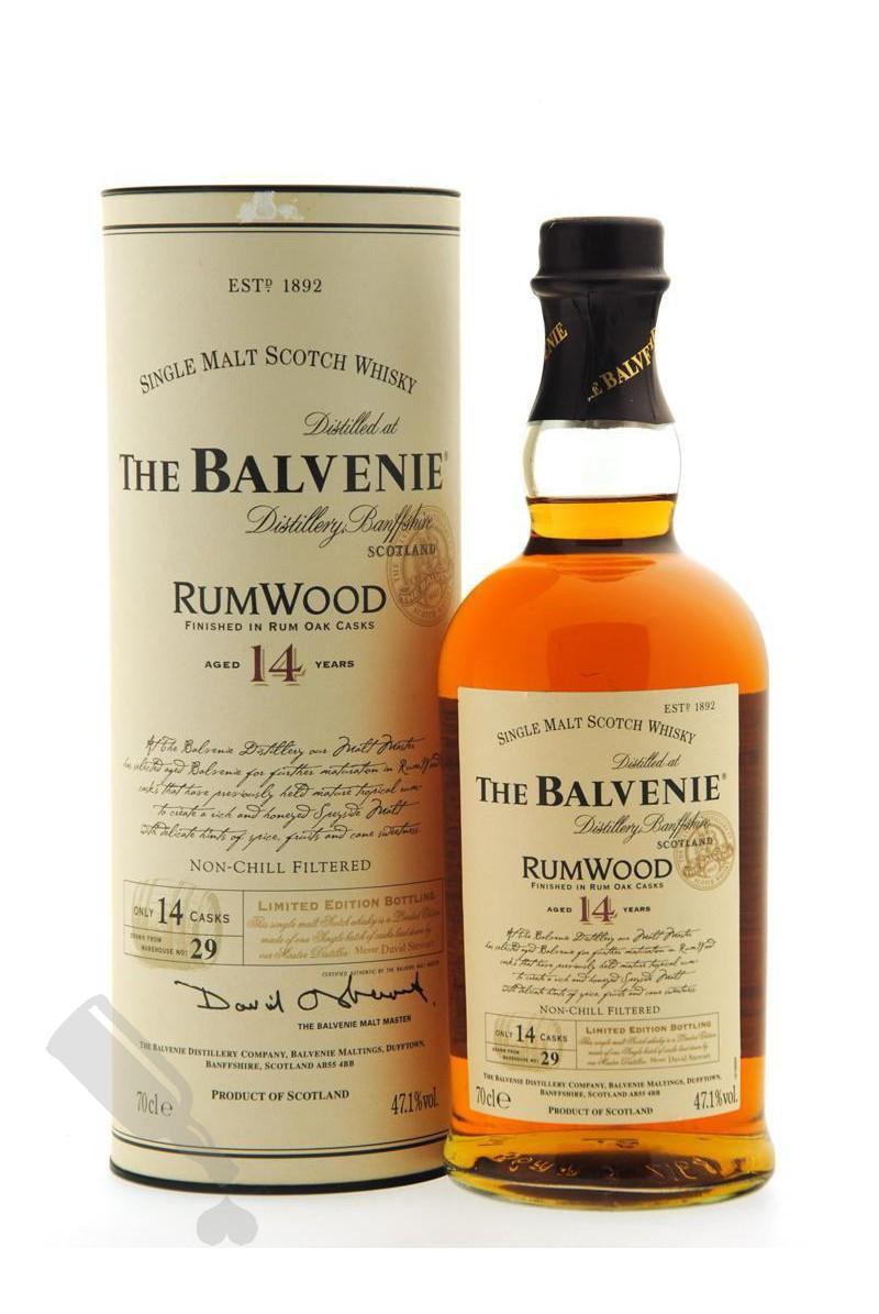 Balvenie 14 years Rum Wood