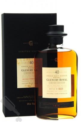 Glenury Royal 40 years 1970 - 2011