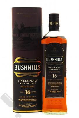Bushmills 16 years - Old Bottling