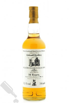 Littlemill 16 years 1991 Auld Distillers Collection