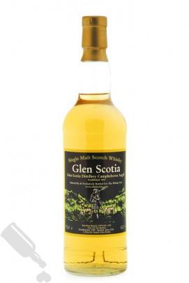 Glen Scotia 1999 - 2006 #541 + 542 for The Whisky Fair