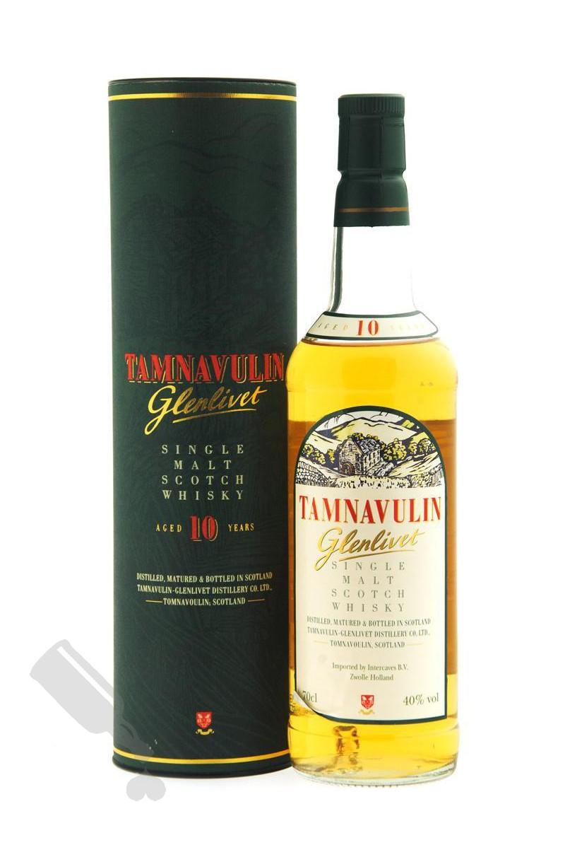 Tamnavulin 10 years - Old Bottling