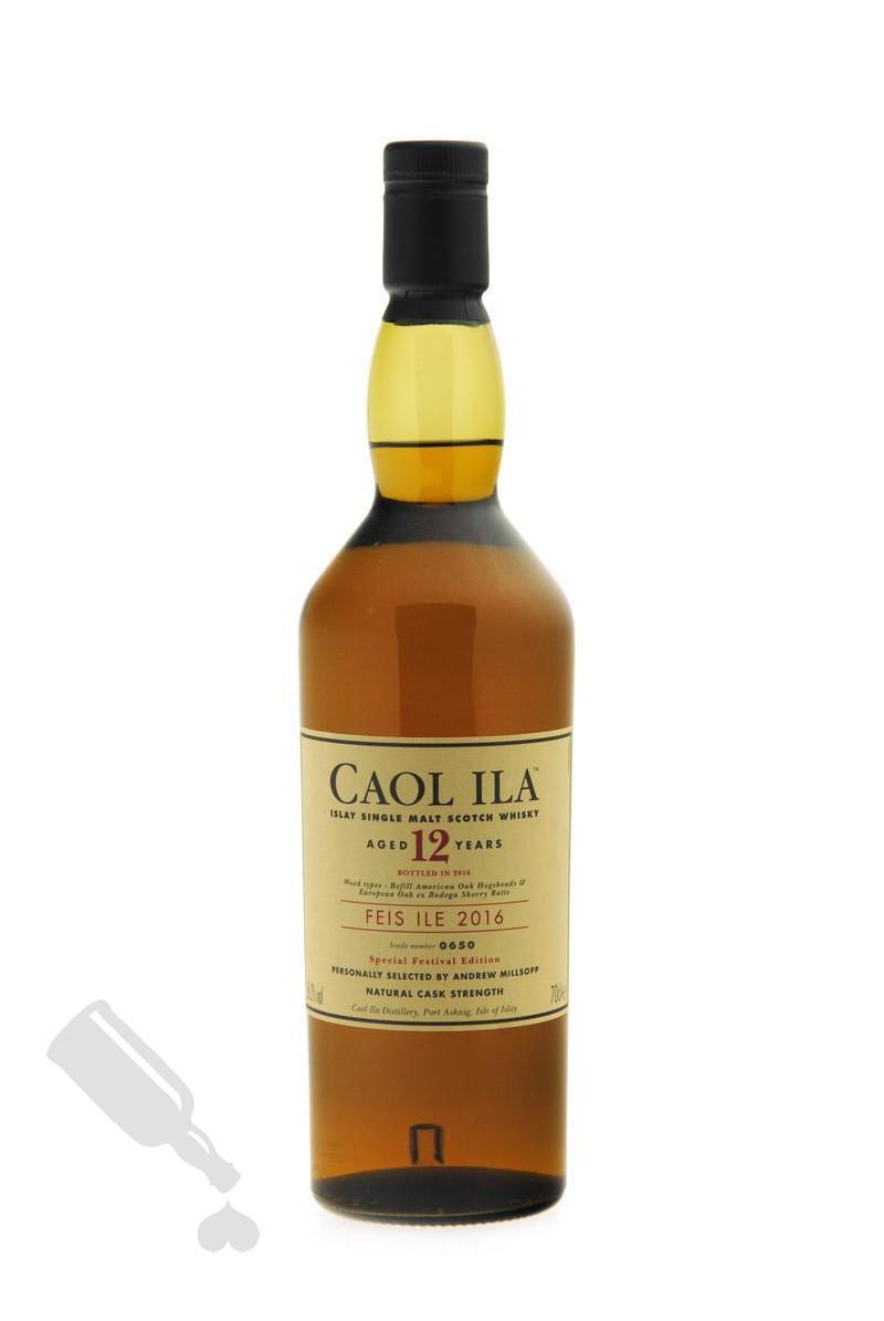 Caol Ila 12 years Feis Ile 2016