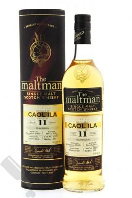 Caol Ila 11 years 2009 - 2021 #322973