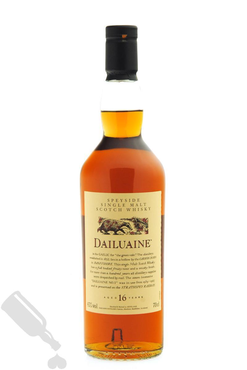 Dailuaine 16 years Flora & Fauna