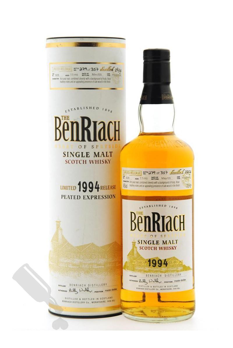 BenRiach 11 years 1994 - 2005 #828