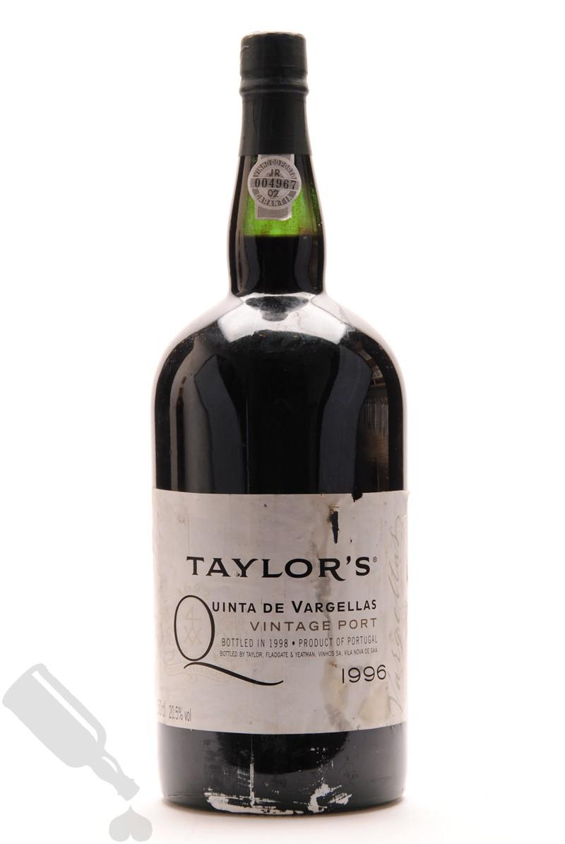 Taylor's Vintage 1996 Quinta De Vargellas 150cl