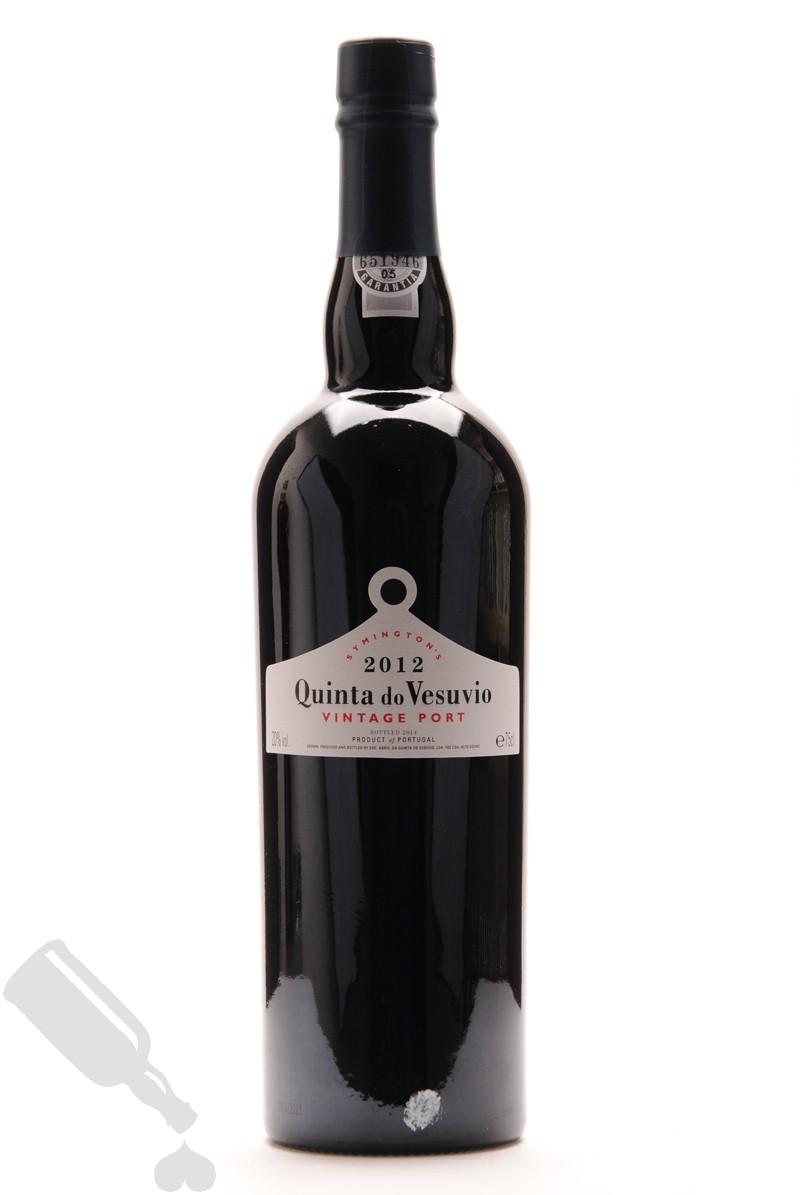 Quinta Do Vesuvio Vintage 2012 - 6 bottles In Original Wooden Box