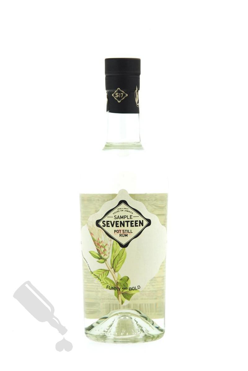 Sample Eleven Pot Still Rum