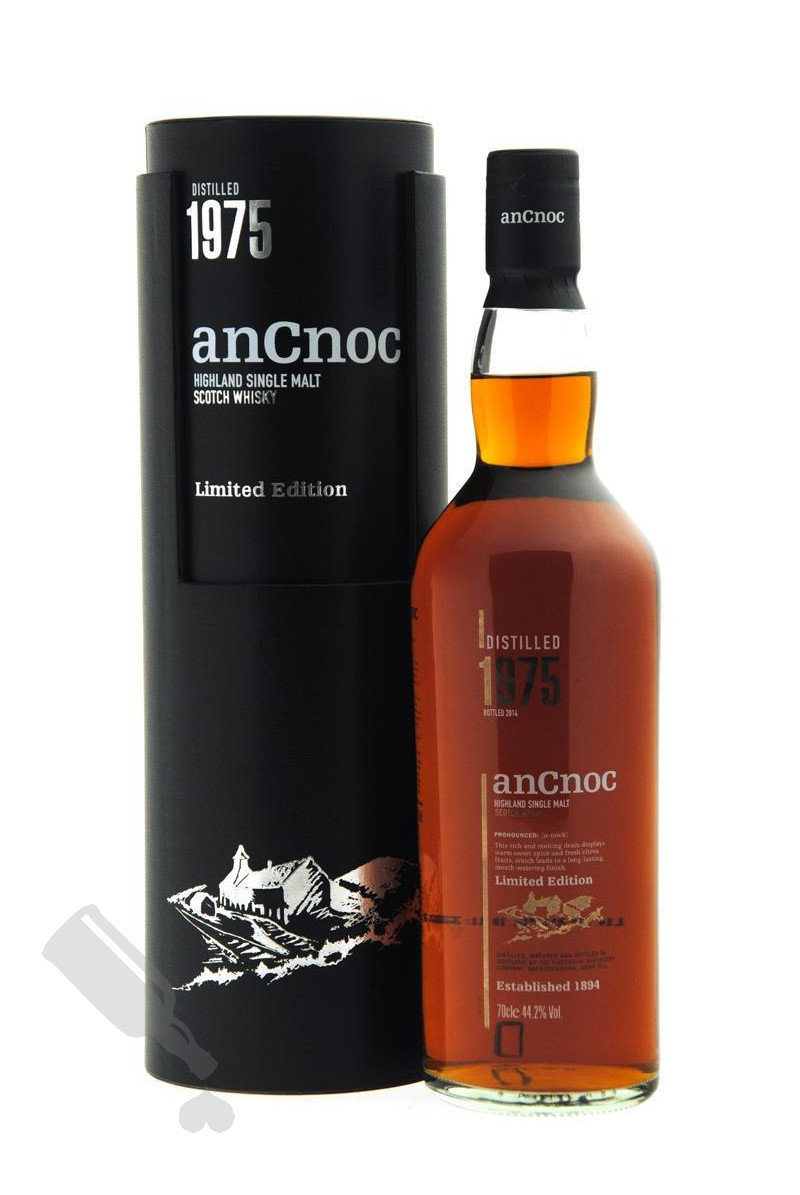 AnCnoc 1975 - 2014 Limited Edition