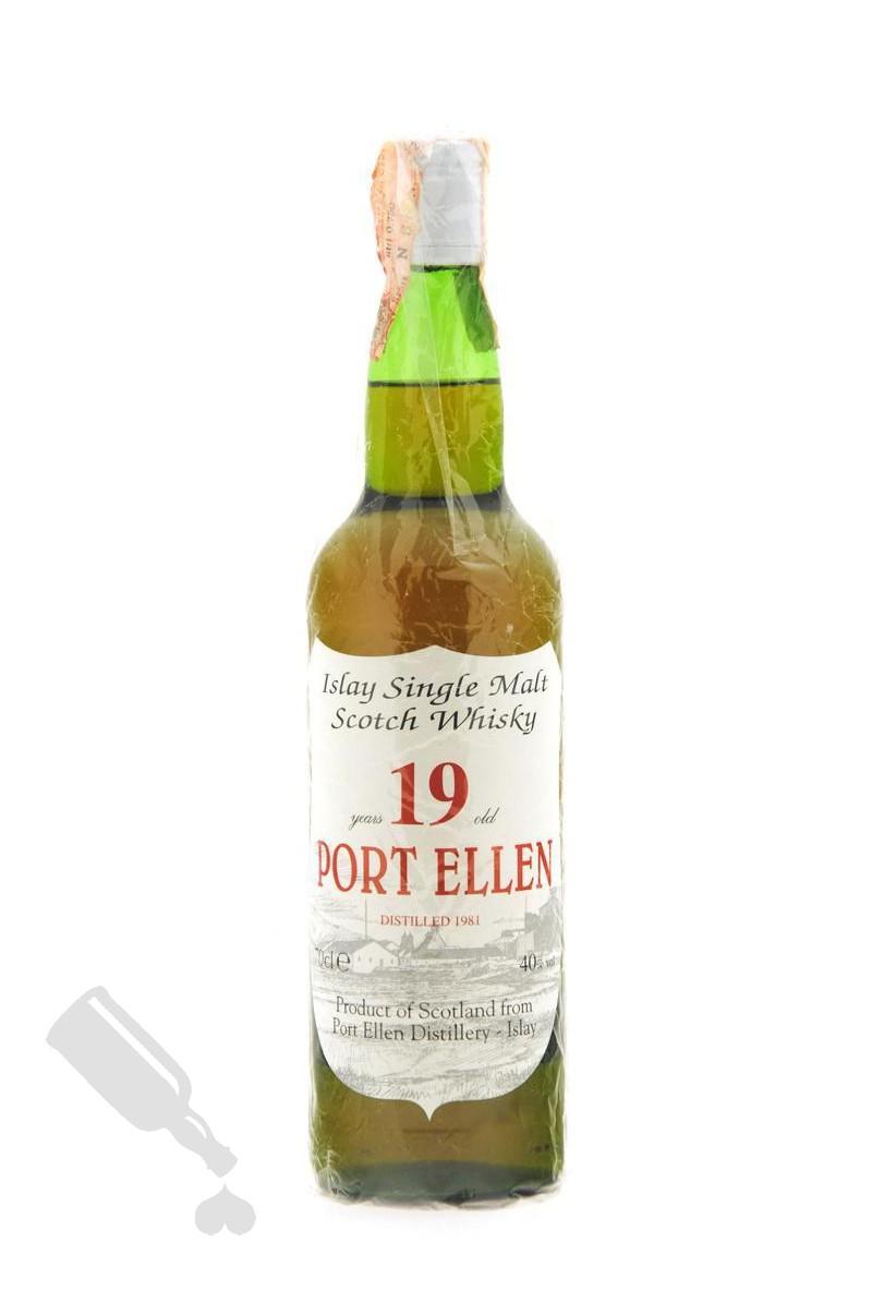 Port Ellen 19 years 1981