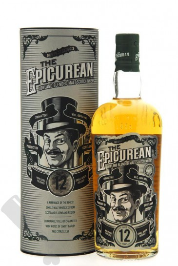 The Epicurean 12 years Small Batch Release