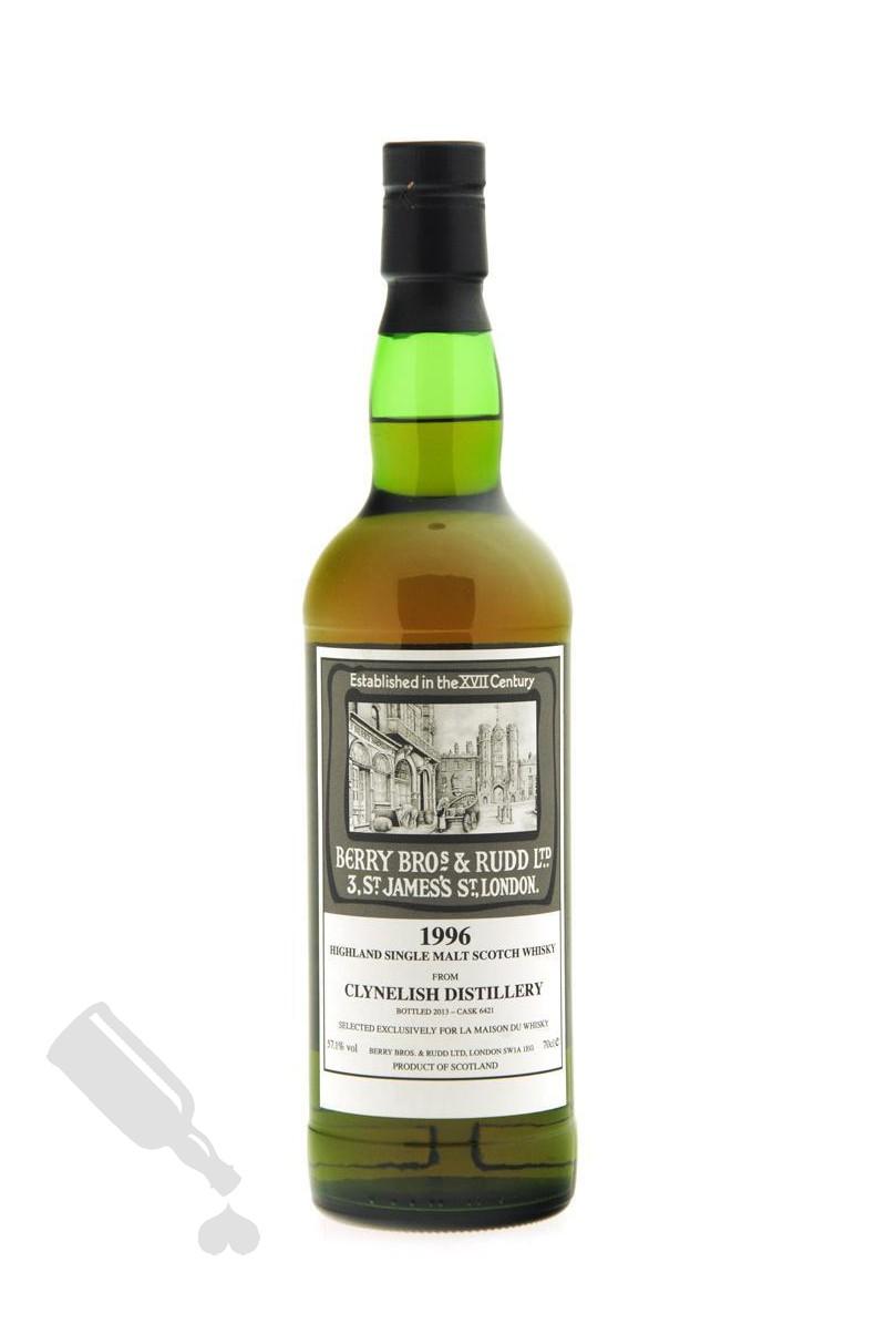 Clynelish 1996 - 2013 #6421 for La Maison du Whisky