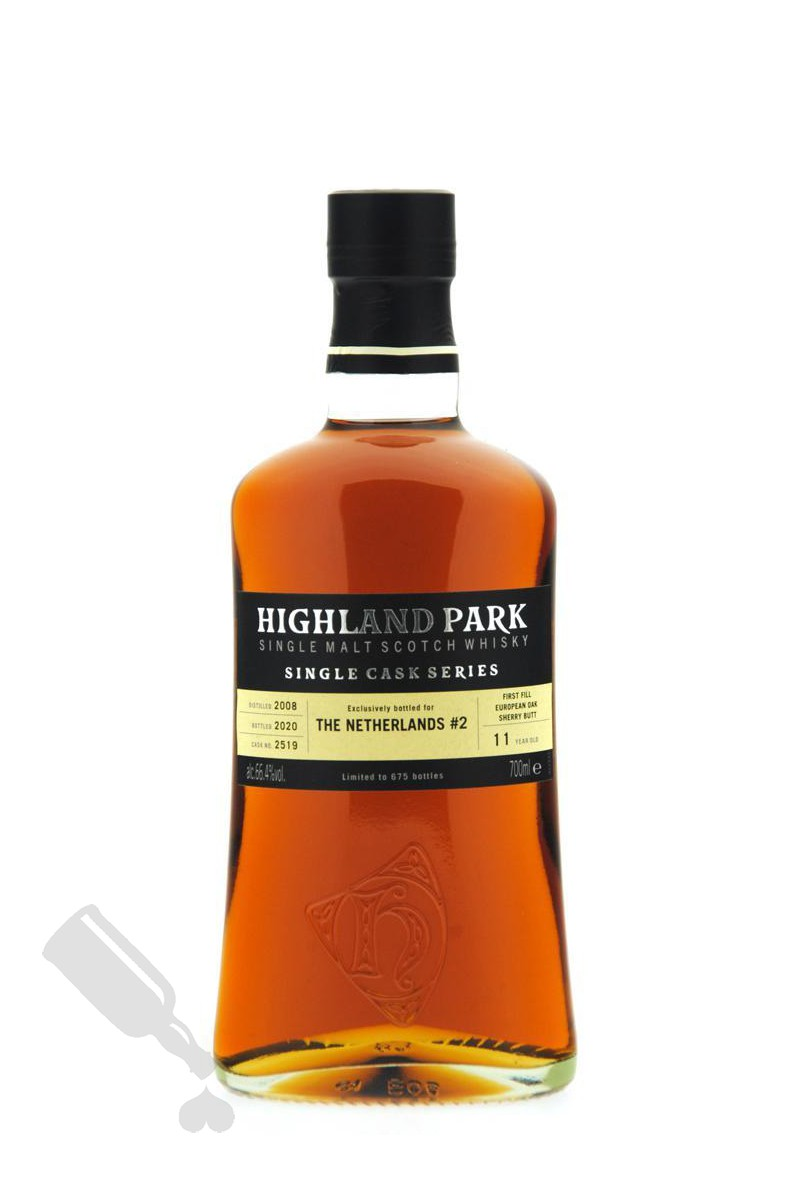 Highland Park 11 years 2008 - 2020 #2519 Single Cask for The Netherlands #2