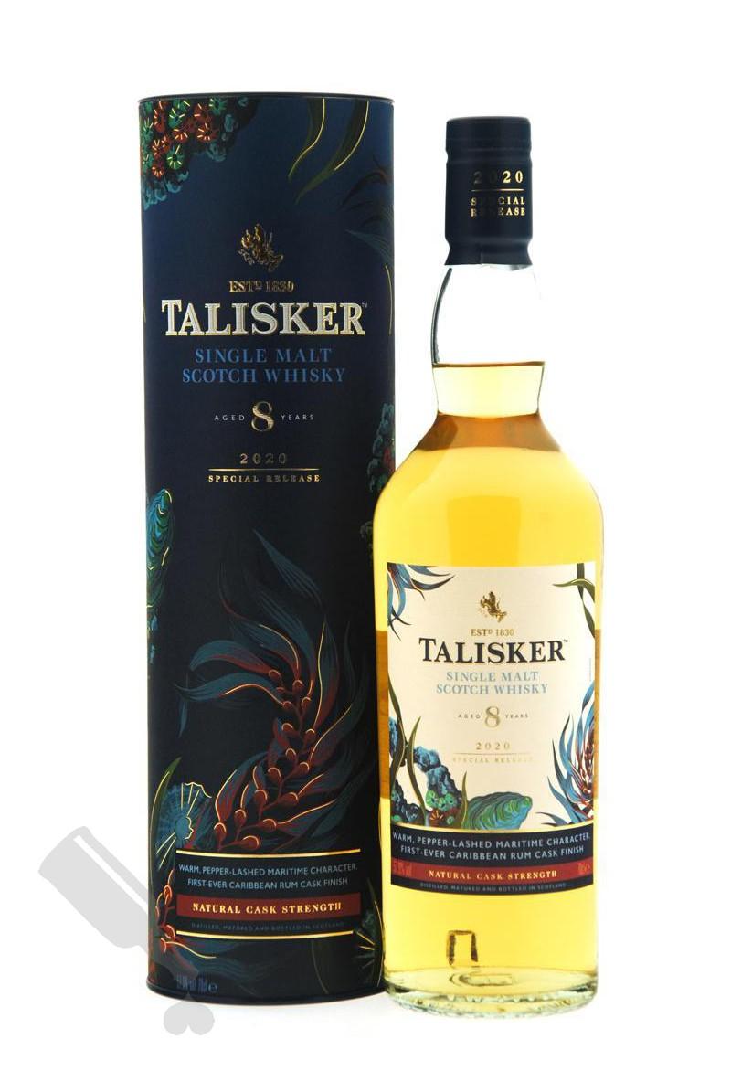 Talisker 8 years 2020 Special Release