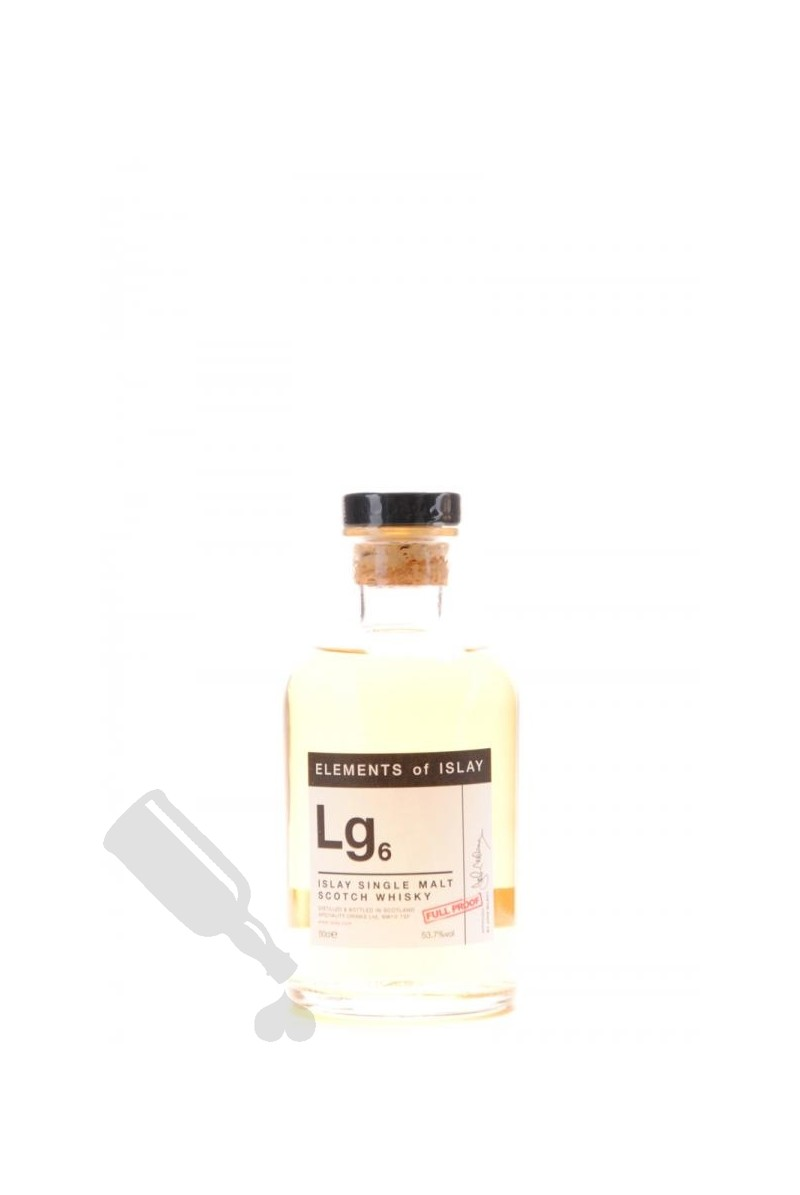 Lg6 Elements of Islay 50cl