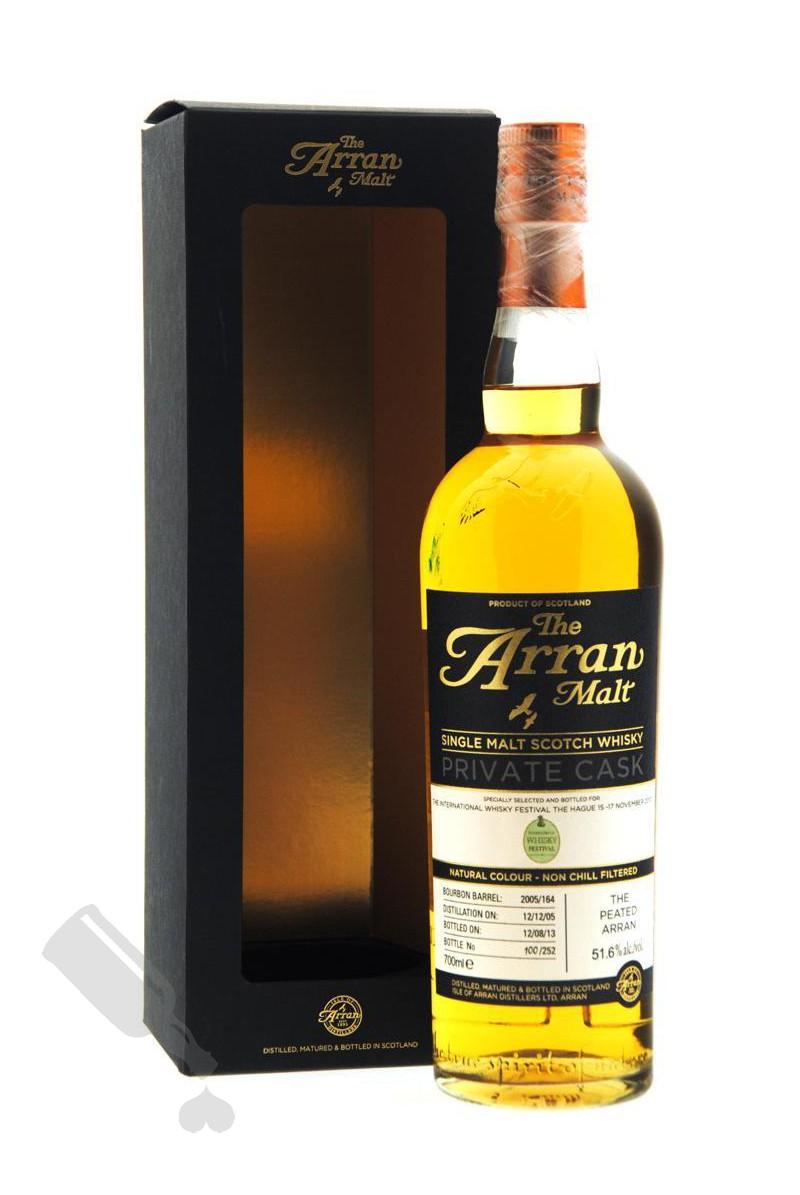 Arran 2005 - 2013 #164 for The International Whisky Festival The Hague 2013