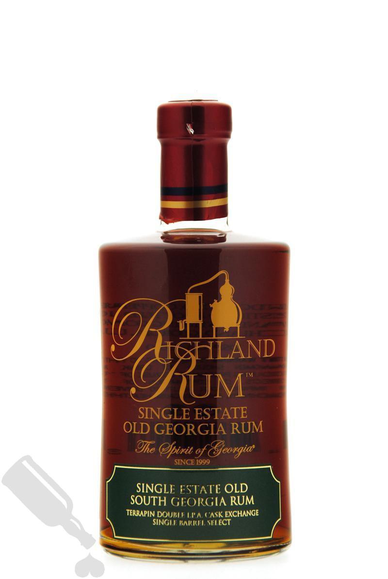 Richland Single Estate Old Georgia Rum Terrapin Double I.P.A. Cask Exchange #86