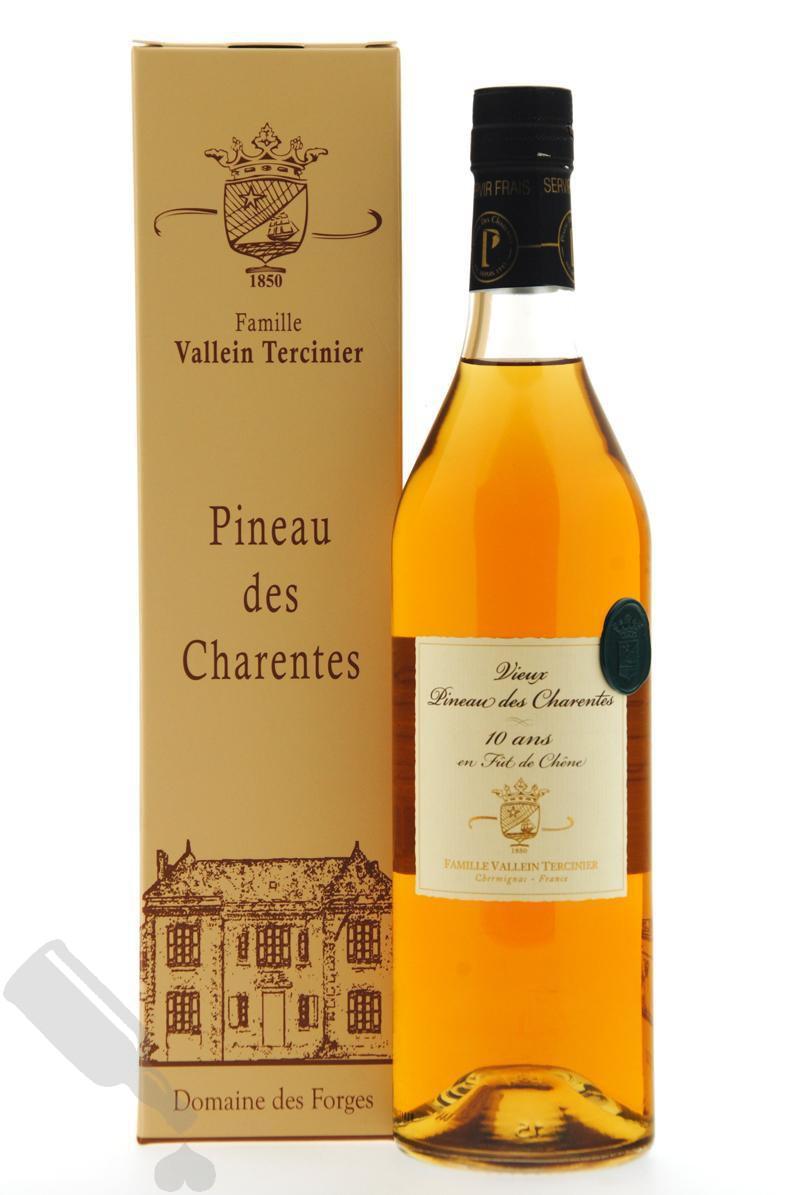 Vallein Tercinier Pineau des Charentes Vieille Blanc
