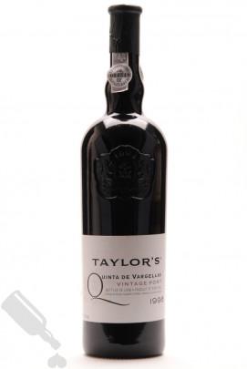 Taylor's Vintage 1996 Quinta De Vargellas