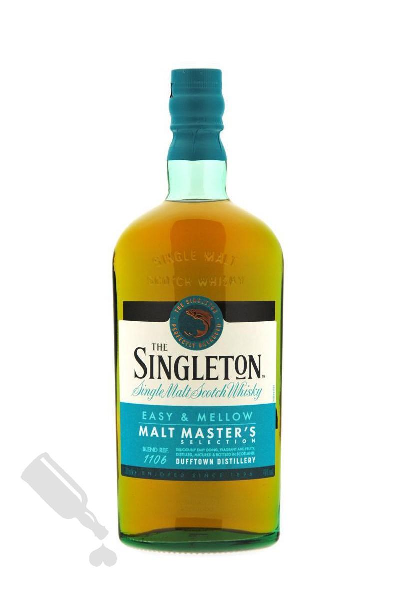 The Singleton Of Dufftown Malt Master's Selection