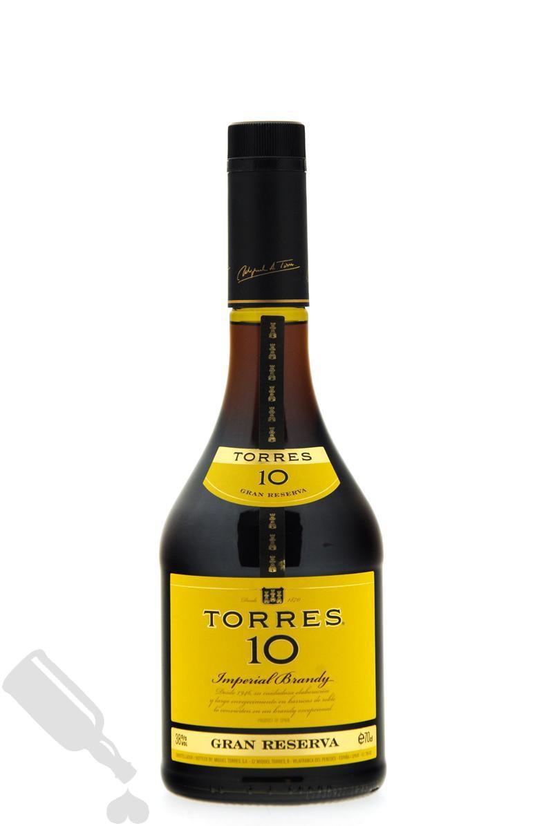 Torres 10 years Gran Reserva