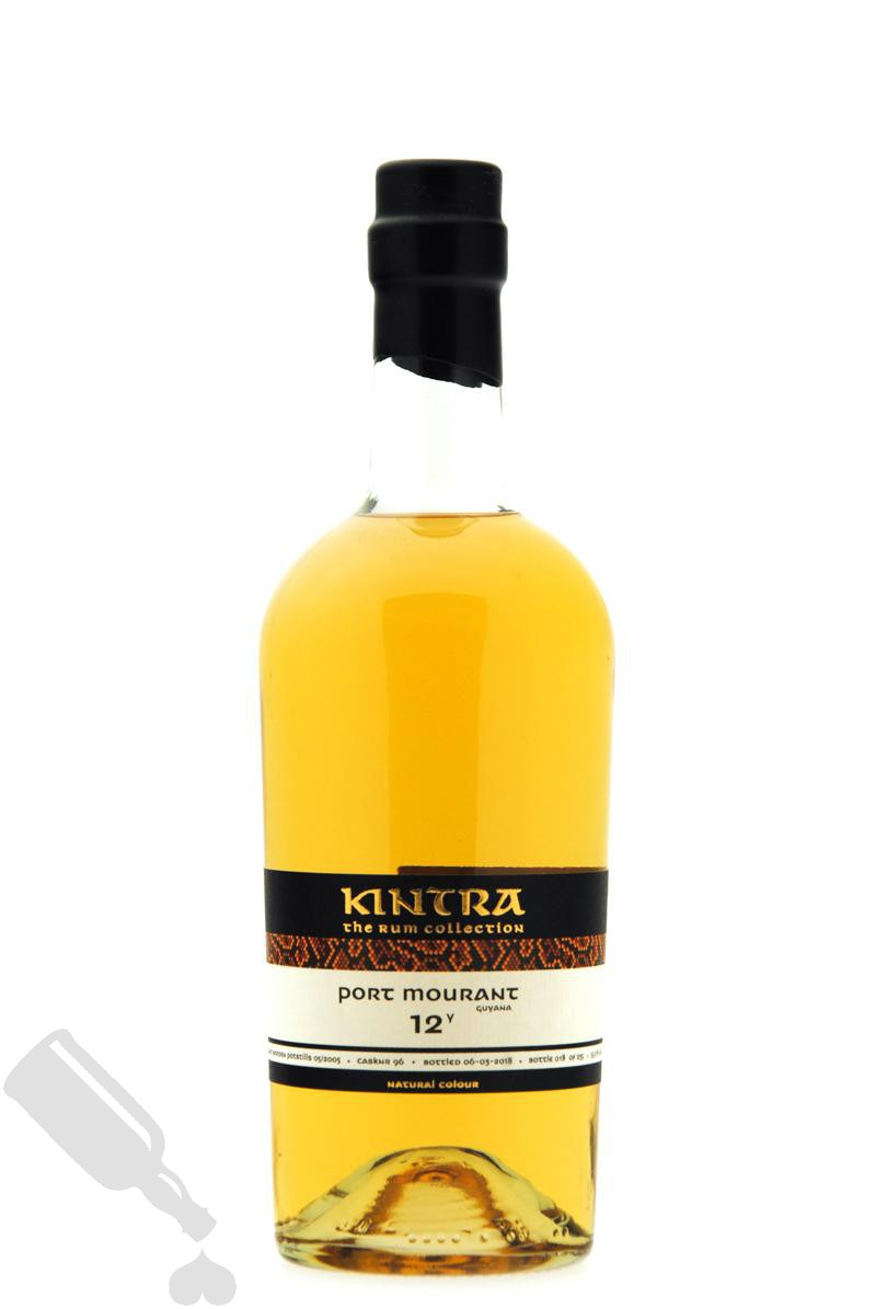 Port Mourant 12 years 2005 - 2018 #96 Kintra