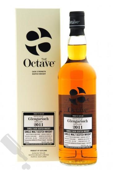 Glen Garioch 9 years 2011 - 2021 #4628116 The Octave
