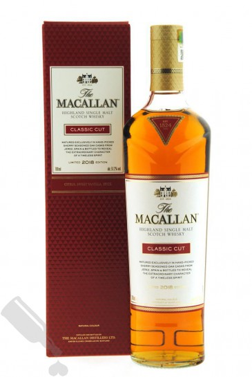 Macallan Classic Cut Limited 2018 Edition