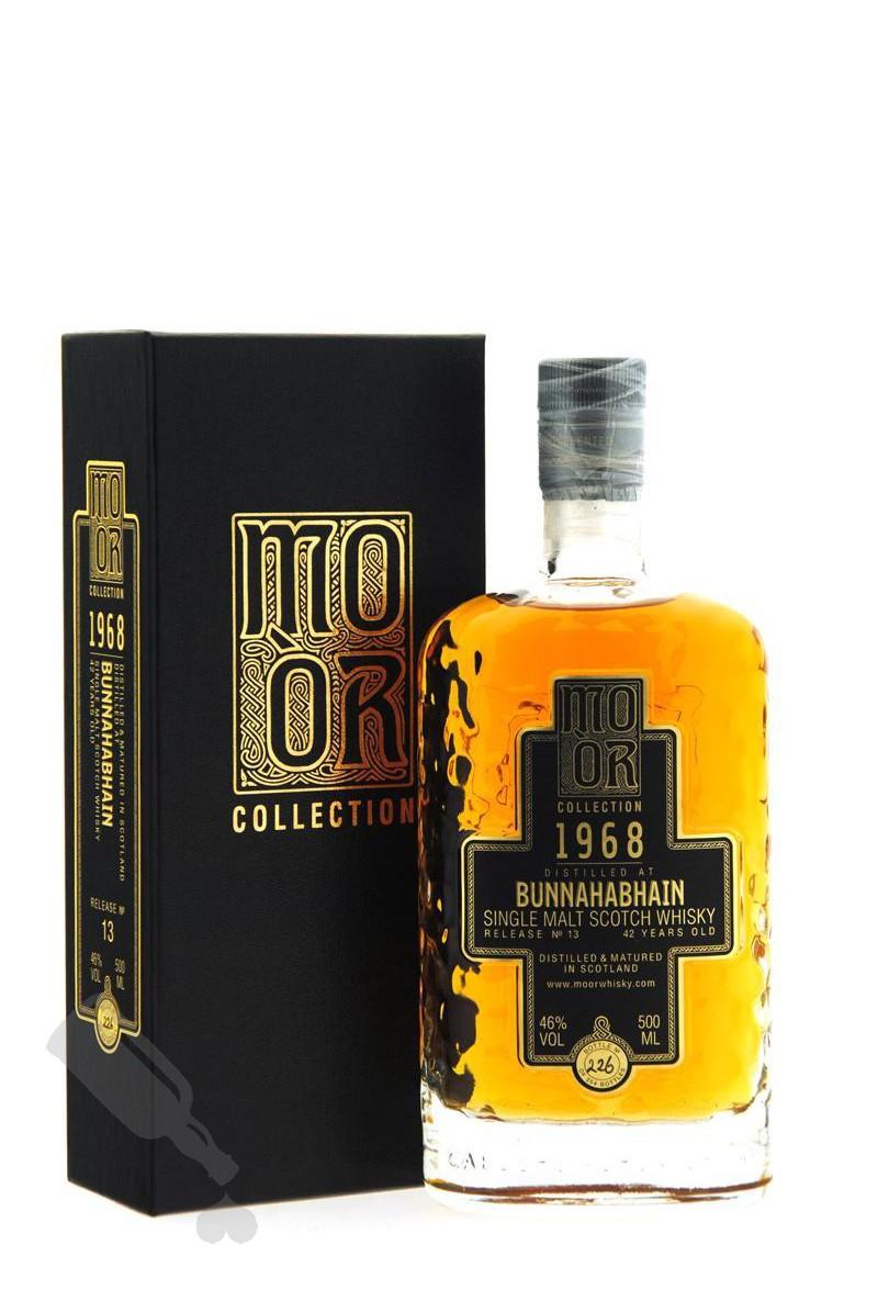 Bunnahabhain 42 years 1968 - 2011 #11109 50cl