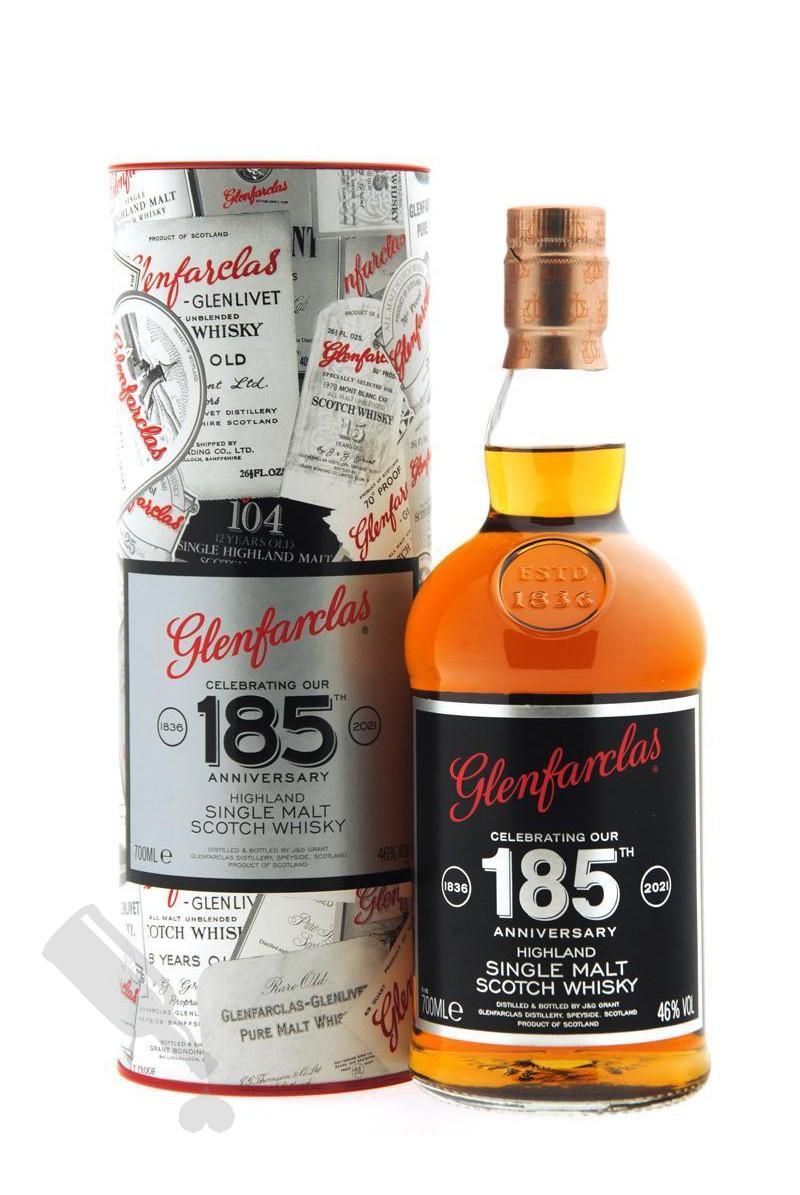 Glenfarclas 185th Anniversary