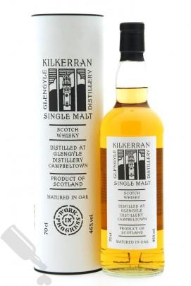 Kilkerran Work in Progress First Release