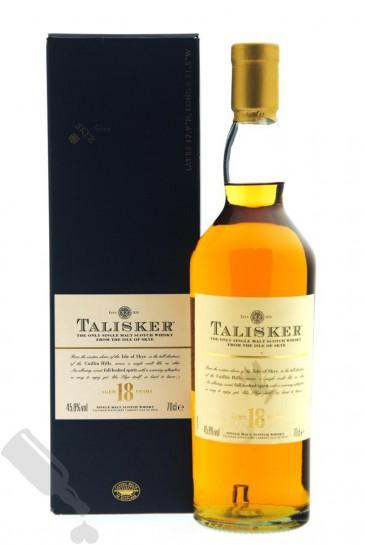 Talisker 18 years - Old Bottling