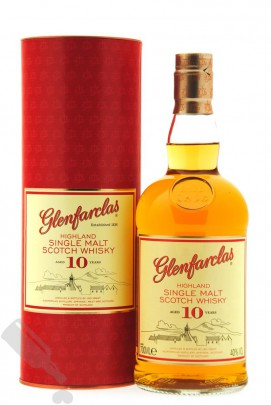 Glenfarclas 10 years
