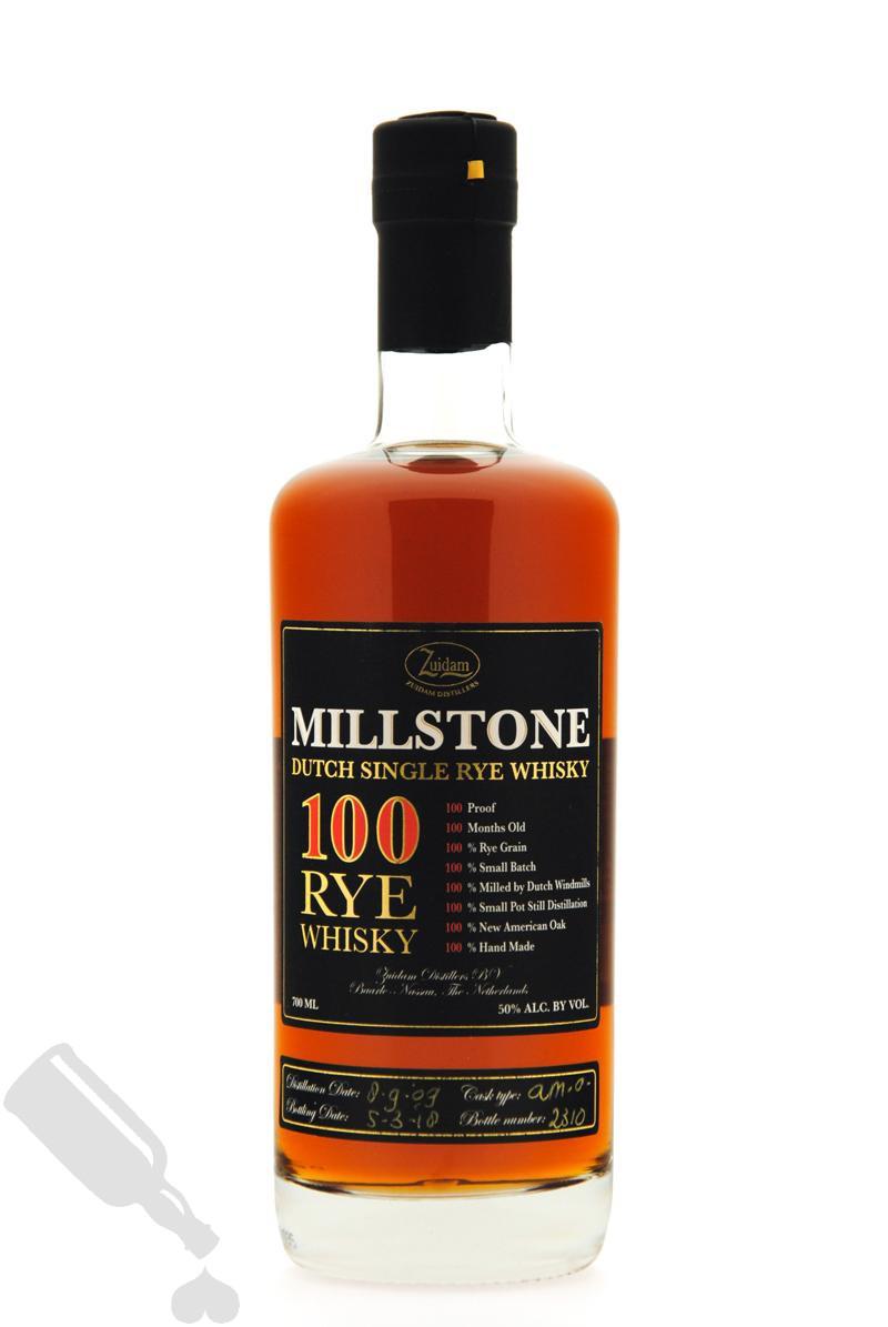 Millstone 100 Rye Whisky