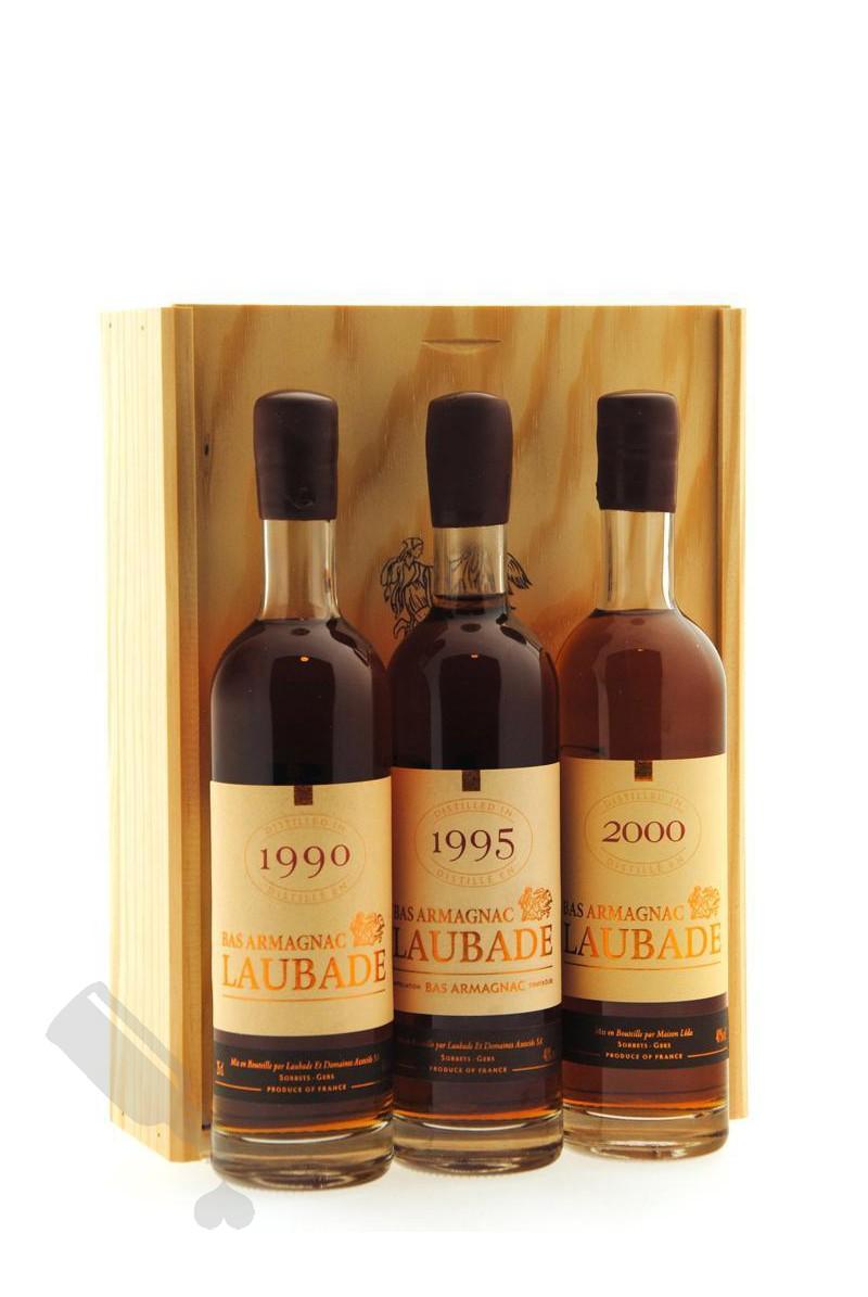 Laubade Vintage Set 3 x 25cl