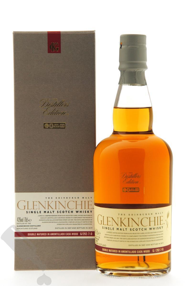 Glenkinchie 2007 - 2019 The Distillers Edition