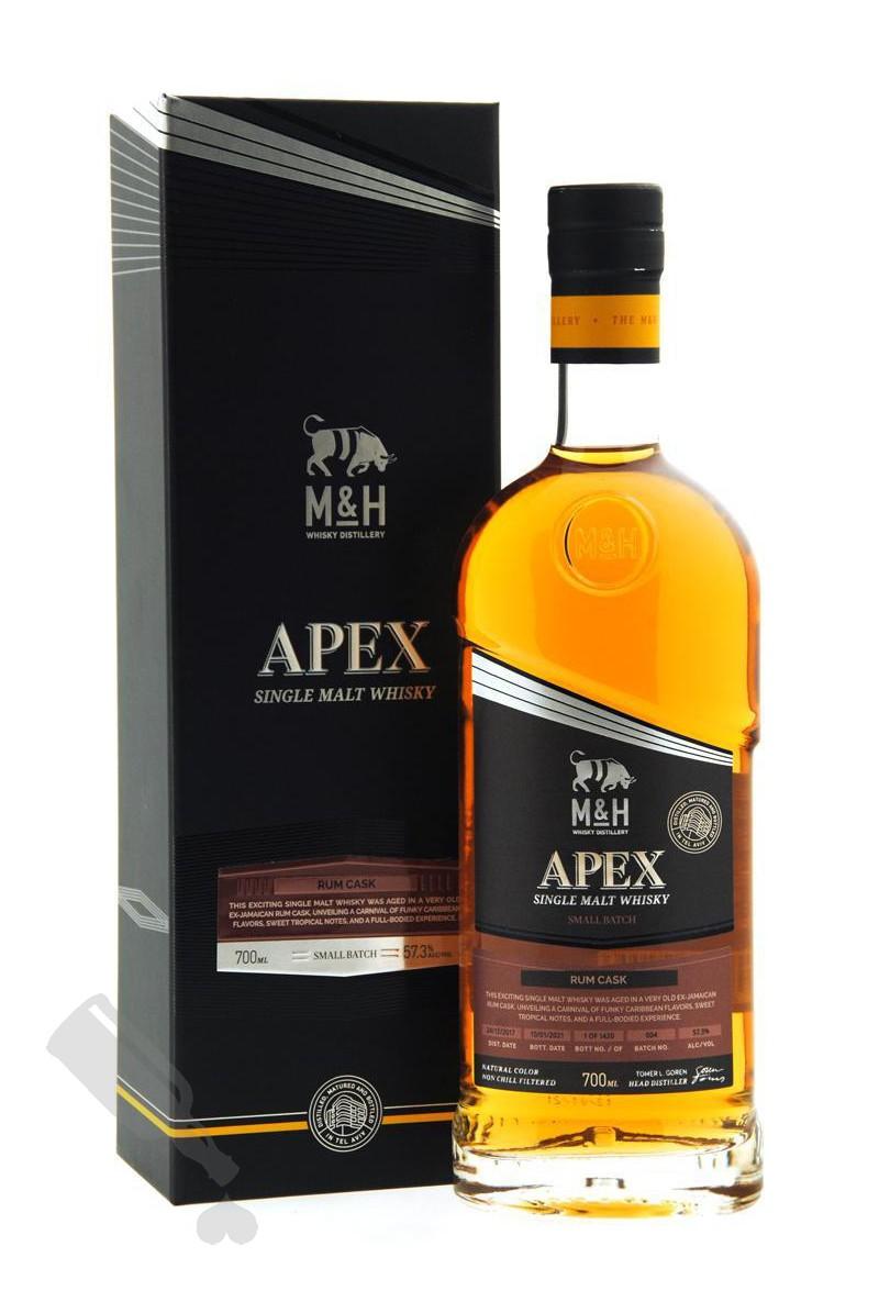 Milk and Honey 2017 - 2021 Apex Rum Cask