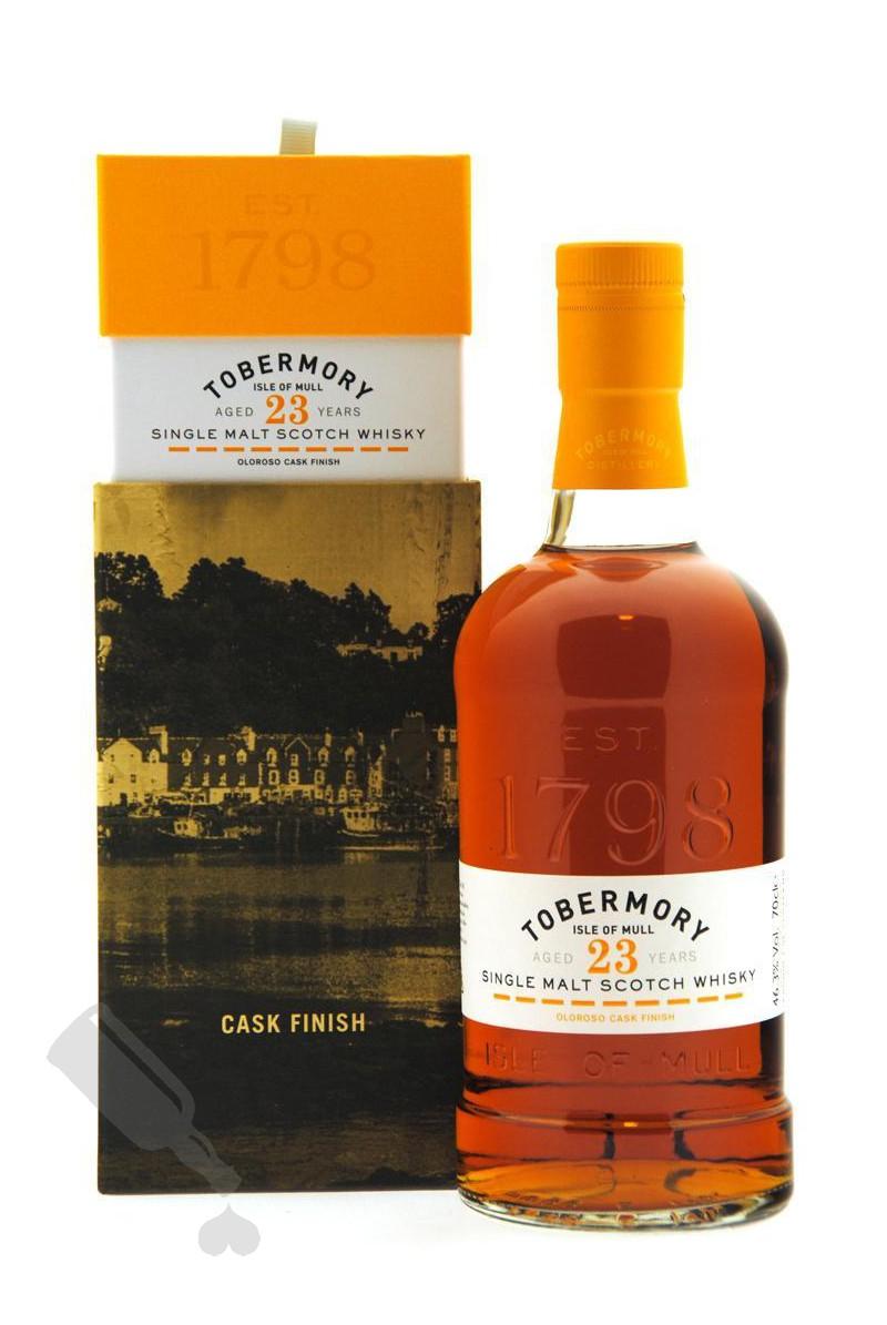 Tobermory 23 years Oloroso Cask Finish