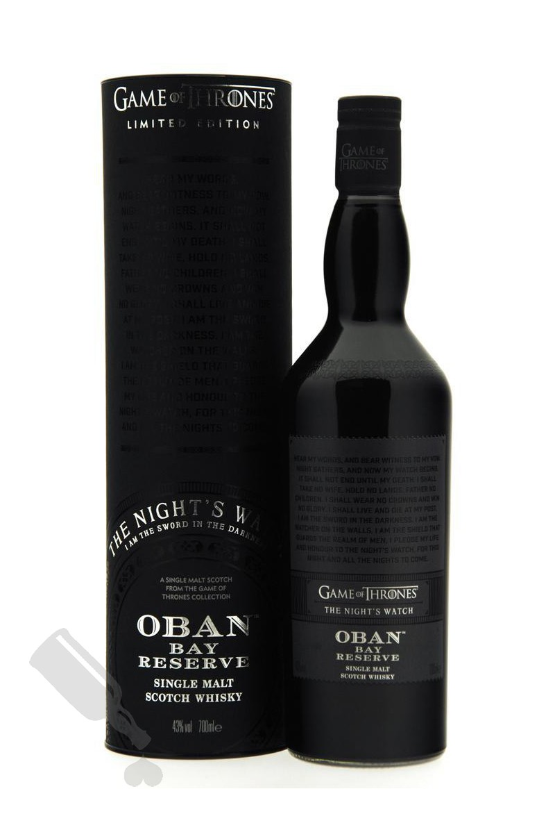 Oban Bay Reserve The Night's Watch