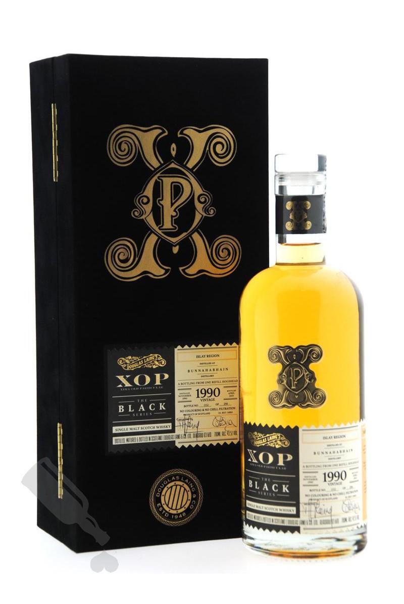 Bunnahabhain 30 years 1990 - 2021 #14861 XOP The Black Series